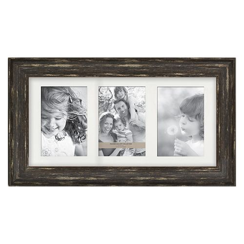 Enchante Accessories 4″ x 6″ Distressed Collage Frame