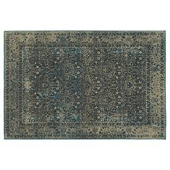 StyleHaven Portia Antiqued Framed Ornate Rug