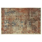 StyleHaven Portia Antiqued Overdyed Ornate Rug