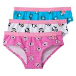 Girls TY Beanie Boo's 3-pk Hipsters