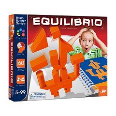FoxMind Games Brain Builder Series Equilibrio Puzzle