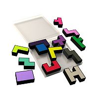 Brainwright Geobrix Puzzle