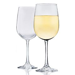 Libbey Vina 6-pc. White Wine Glass Set