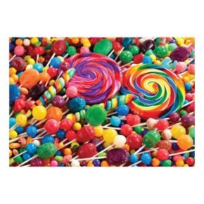 Lafayette Puzzle Factory Colorluxe Series Candy Fun II