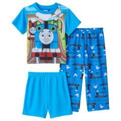 Toddler Boy Thomas the Tank Engine Pajama Set