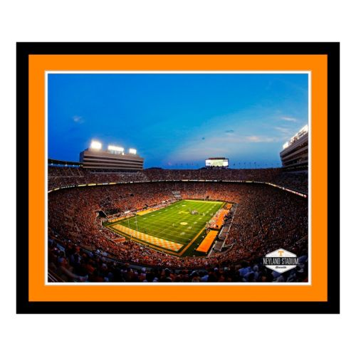 Tennessee Volunteers Stadium Framed Wall Art