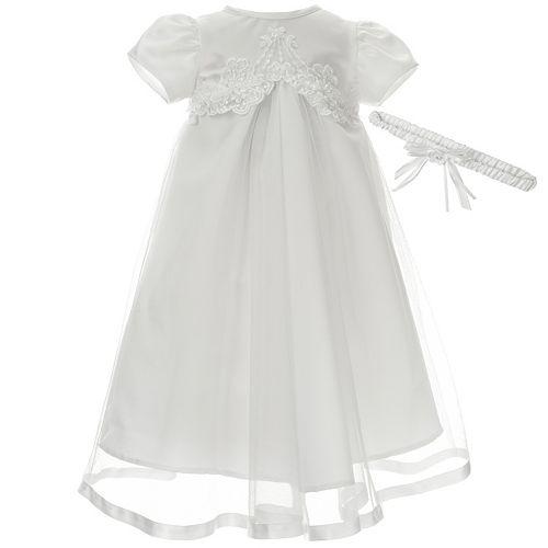 Baby Girl American Originals Christening Dress