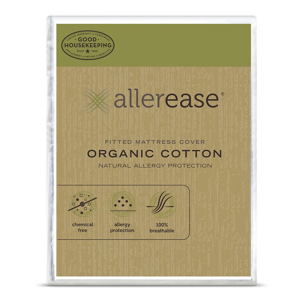 Allerease Organic Mattress Cover