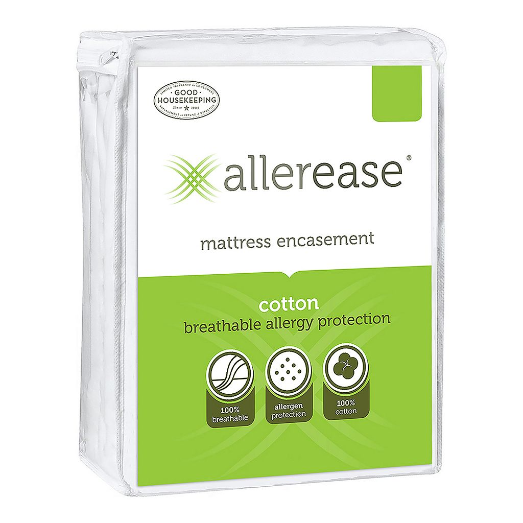 Allerease Cotton Mattress Cover