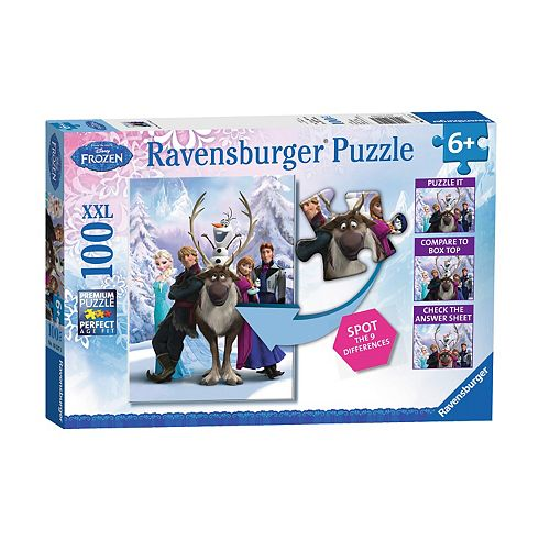 Disney's Frozen 100-Piece Puzzle by Ravensburger