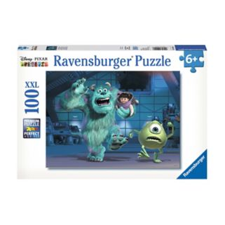 Disney / Pixar Monsters Inc. 100-Piece Puzzle