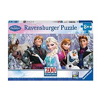 Disney's Frozen 200 pc Panorama Puzzle by Ravensburger