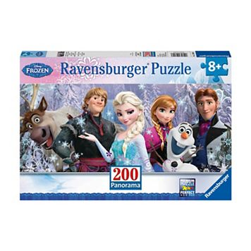 Disney's Frozen 200-Piece Panorama Puzzle by Ravensburger