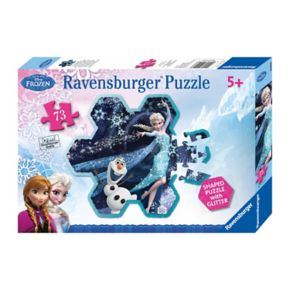 Disney's Frozen 73-Piece Snowflake Puzzle by Ravensburger