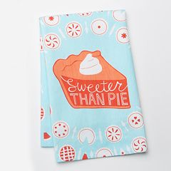 Celebrate Local Life Together 'Sweeter Than Pie' Kitchen Towel