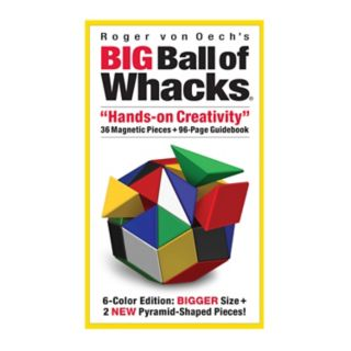Multicolor Big Ball of Whacks by Creativity Whack Company