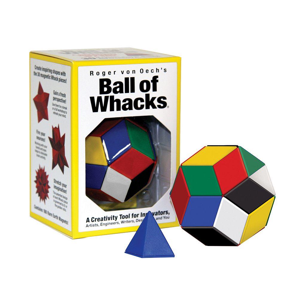 Multicolor Ball of Whacks by Creativity Whack Company
