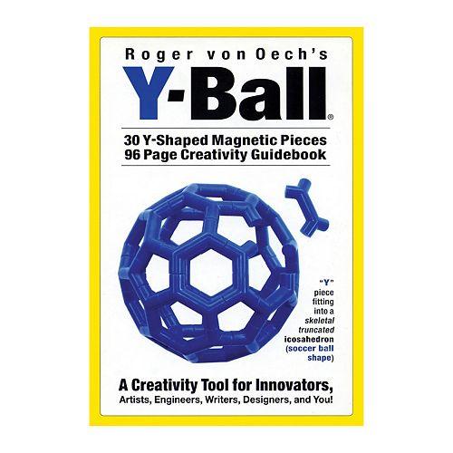 Y-Ball Creativity Tool by Creativity Whack Company
