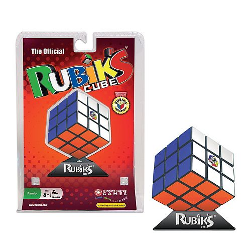 Rubik's 3 x 3 Cube by Winning Moves
