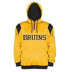 Big & Tall Majestic Boston Bruins Quarter-Zip Fleece