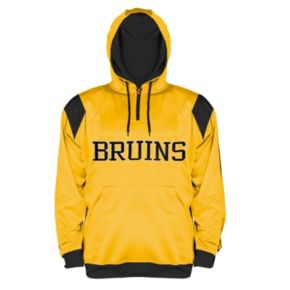 Big & Tall Majestic Boston Bruins Quarter-Zip Fleece