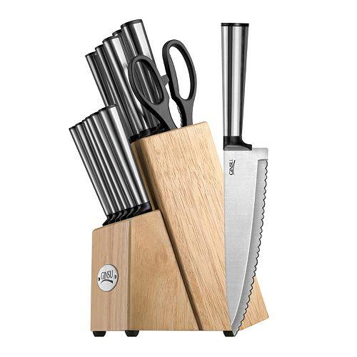 Ginsu Koden 14-pc. Knife Block Set