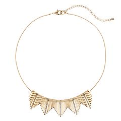 Stick Collar Necklace