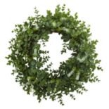 nearly natural Artificial Eucalyptus Wreath