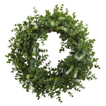 nearly natural Artificial Eucalyptus Wreath