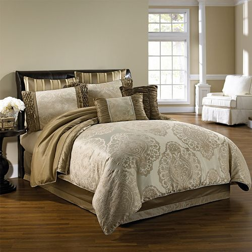 Deville 9-piece Bed Set