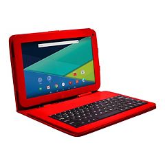 Visual Land Prestige Elite 10QL 10-Inch 16GB Android Tablet with Keyboard Case