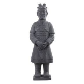 nearly natural 40-in. Warrior Statue
