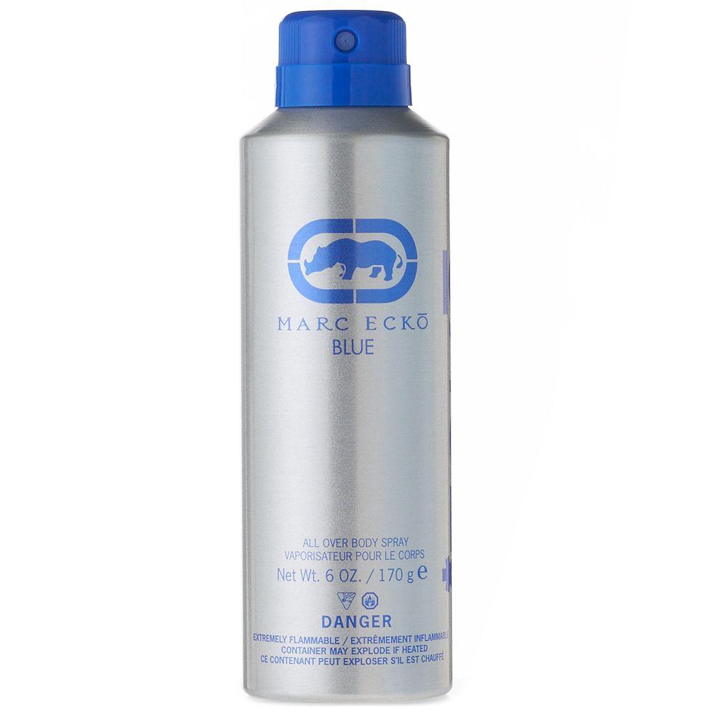 Marc Ecko Blue Men's Cologne Body Spray