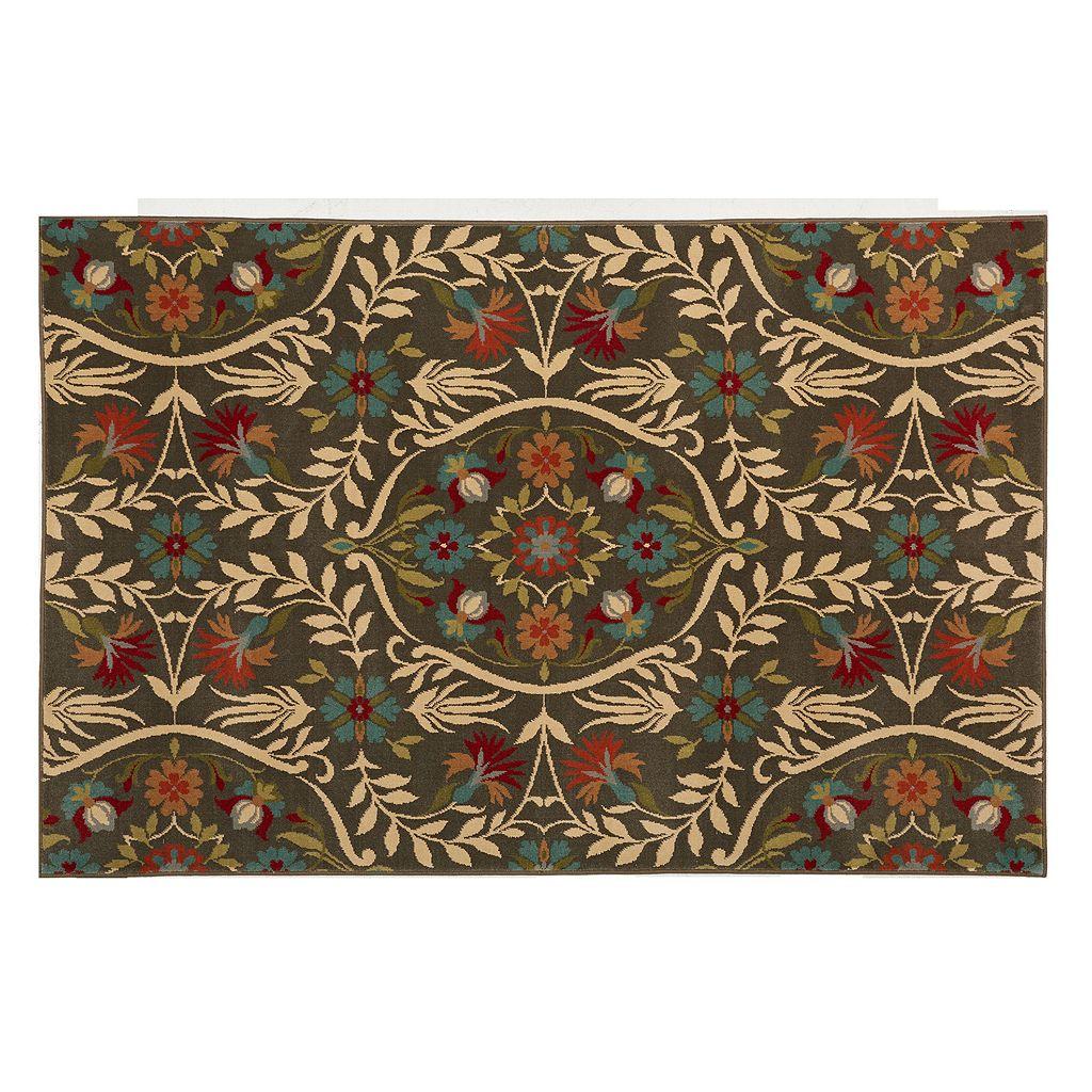 Mohawk® Home EverStrand Symphony Amicalola Floral Rug - 9'6'' x 12'11''