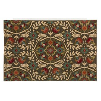 Mohawk® Home EverStrand Symphony Amicalola Floral Rug - 9'6'' x 12'11''