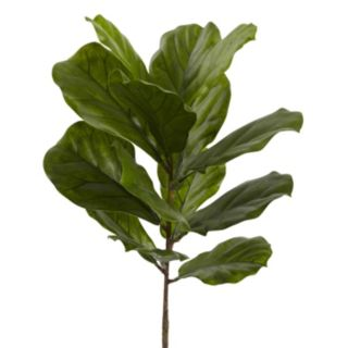 nearly natural 4-foot Artificial Fiddle Leaf Tree