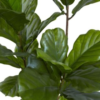 nearly natural 65-in. Artificial Fiddle Leaf Tree