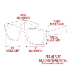 Unisex O'Neill Retro Square Sunglasses