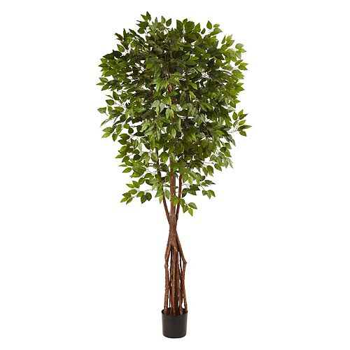 nearly natural Deluxe Artificial Ficus Tree
