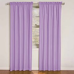 eclipse Thermaback Blackout 1-Panel Kids Window Curtain