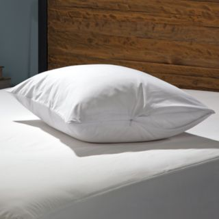 Allerease 2-pack 300 Thread Count Hot Water Washable Pillow Protector