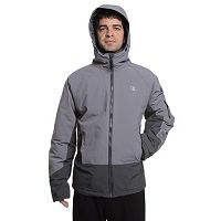 Big & Tall Champion Colorblock Synthetic Down Ski Jacket