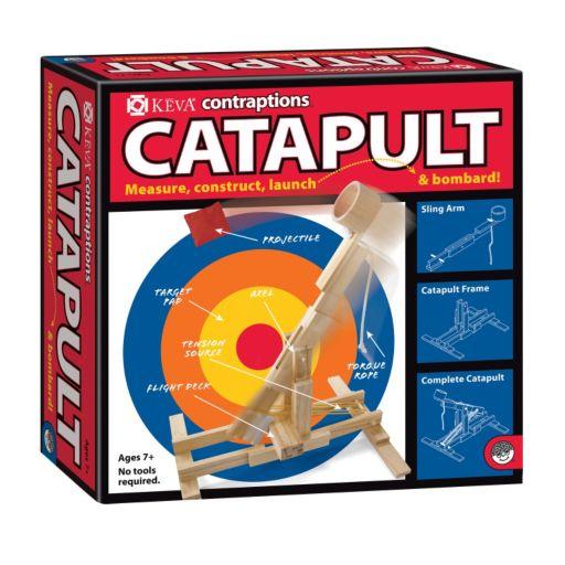 MindWare KEVA Catapult