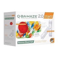 Q-BA-MAZE 2.0 Bounce Stunt Set by MindWare
