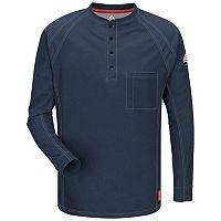 Men's Bulwark iQ Series™ Comfort Knit Henley