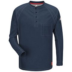 Men's Bulwark iQ Series™ Comfort Knit Henley