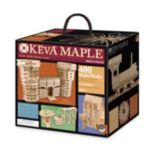 KEVA Maple 400 pc Plank Set by MindWare