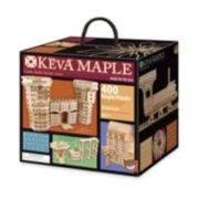 KEVA Maple 400-Piece Plank Set by MindWare