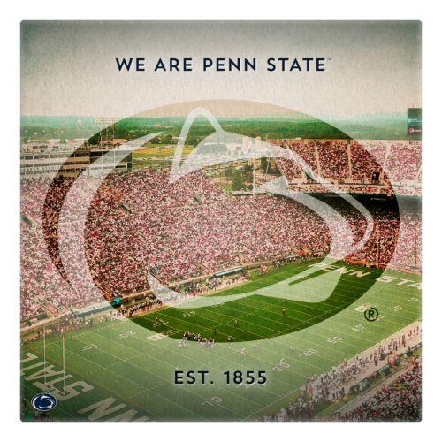Penn State Nittany Lions Stadium Canvas Wall Art