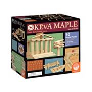 KEVA Maple 50 pc Plank Set by MindWare